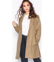 vila vilus jacket-noos kappor ljus brun