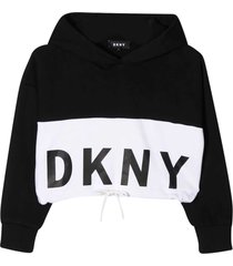 dkny black sweatshirt