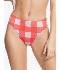quiksilver womens high waist bikini bottoms