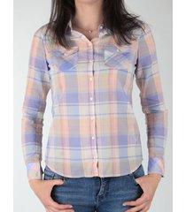 overhemd wrangler western shirt w5045bnsf