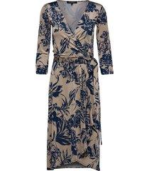 dress jurk knielengte multi/patroon ilse jacobsen