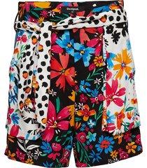 pant london shorts flowy shorts/casual shorts multi/mönstrad desigual