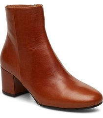 booties 3405 shoes boots ankle boots ankle boots with heel brun billi bi