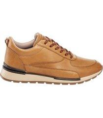 zapato casual fenix miel bosi