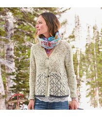 moonlit shadows cardigan sweater
