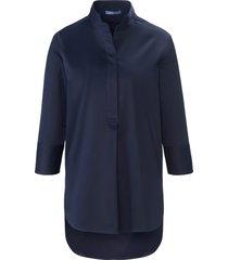 blouse 3/4-mouwen van day.like blauw