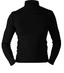 alan red master long sleeve roll neck t-shirt