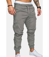 cargo pantaloni skinny strench