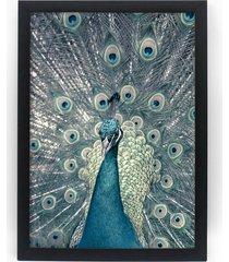 poster decorativo decohouse   azul - azul - dafiti