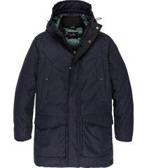 vanguard winterjas donkerblauw rf vja206111/599