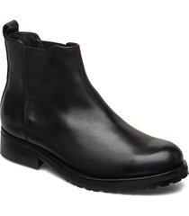 ave chelsea - brown shoes chelsea boots svart royal republiq