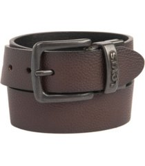 levi's big boys reversible casual jean belt