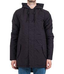 lomax deluxe ii jacket va3hspblk