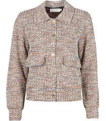 blazer cream chana jacket