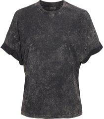 martya t-shirts & tops short-sleeved grå iro