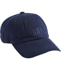 gorra azul navy gap