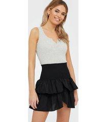 neo noir carin skirt minikjolar
