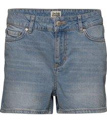 aina shorts bermudashorts shorts blå twist & tango