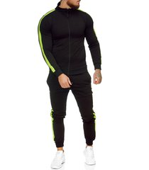one redox joggingpak heren - neon