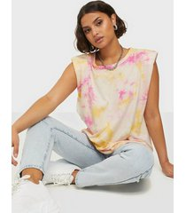 co'couture eduarda tie dye tee t-shirts