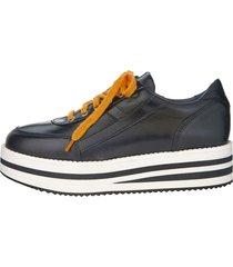 sneakers wenz marinblå