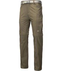 pantalon enduring mix-2 q-dry verde lippi
