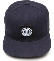 boné element snapback united class r azul-marinho