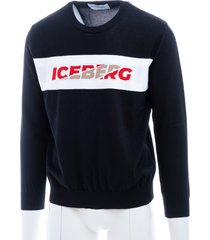 iceberg iceberg sweater