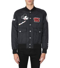 gcds mickey mouse bomber jacket