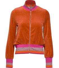 unconquerablejacket sweat-shirt trui oranje odd molly