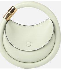 boyy mini disco leather purse