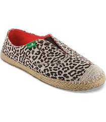 zapatos mujer sanuk runaround jute cheetah 6