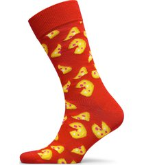 pizza sock underwear socks regular socks röd happy socks