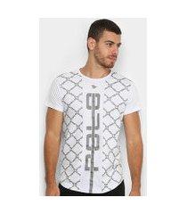 camiseta polo rg 518 estampa losango masculina
