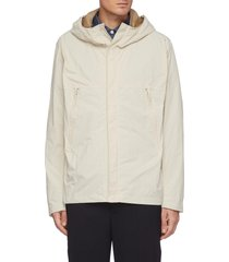 'ursand' packable hooded jacket