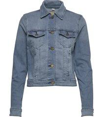 classic dnm jacket jeansjack denimjack blauw michael kors