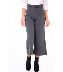 pantalón xuss 11668 gris oscuro