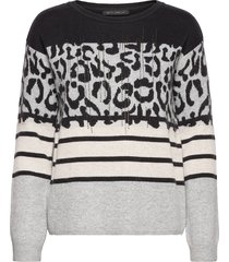 knitted pullover short 1/1 sle gebreide trui zwart betty barclay