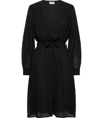 day meeting solid dresses everyday dresses zwart day birger et mikkelsen