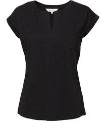 keditapw ts t-shirts & tops short-sleeved svart part two