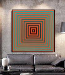 iluzja - obraz lub plakat