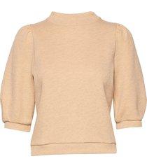 caro college sweat-shirt trui roze arnie says