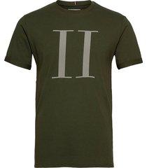 encore t-shirt t-shirts short-sleeved grön les deux