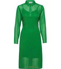 ihcomona dr dresses shirt dresses groen ichi