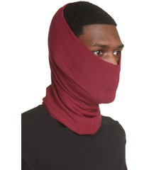 bryan jimenez oxblood head scarf at nordstrom