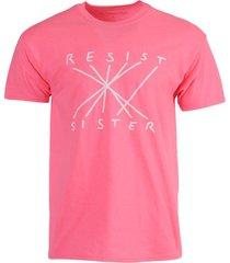resist sister t-shirt