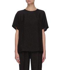 'marco vesper' lace blouse