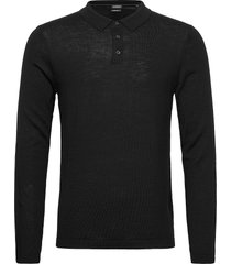 sweaters polos long-sleeved zwart esprit collection