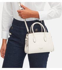 kate spade new york women's knott mini satchel bag - parchment