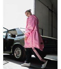 parka softshell pink